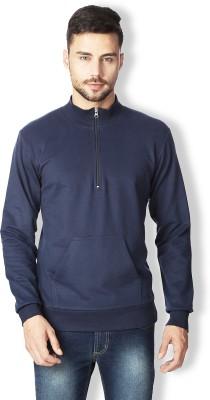 Rodid Full Sleeve Solid Men,s Sweatshirt