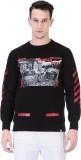 TAB91 Full Sleeve Printed Men's Sweatshi...