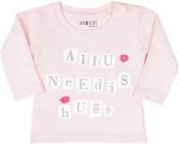 Gini & Jony Full Sleeve Solid Baby Girls sweatshirt best price on Flipkart @ Rs. 349