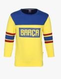 FC Barcelona Full Sleeve Printed Boys Sw...