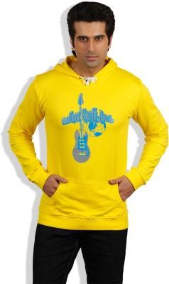 Maya Full Sleeve Printed Men's Sweatshirt