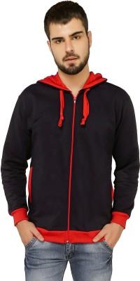 Ashdan Full Sleeve Solid Men's Sweatshirt