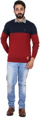 Urbantouch Full Sleeve Striped Men's Sweatshirt