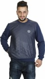 BK Black Full Sleeve Solid Men's Sweatsh...