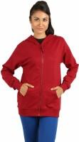 Campus Sutra Full Sleeve Solid Women's Sweatshirt