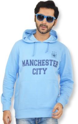 Manchester City FC Full Sleeve Printed Men's Sweatshirt