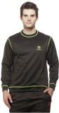 Gypsum Full Sleeve Solid Men's Sweatshir...