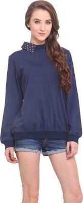 Instacrush Full Sleeve Printed Women's Sweatshirt