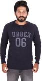 Urbantouch Full Sleeve Solid Men's Sweat...