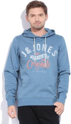 Jack & Jones Full Sleeve Printed Men's Sweatshirt