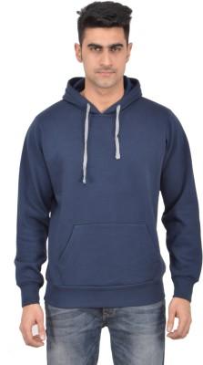 Grapefruit Florida Full Sleeve Solid Men's Sweatshirt