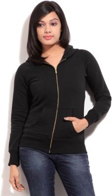 Femella Self Design Women's Sweatshirt