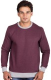 Urban Pitara Full Sleeve Solid Men's Swe...