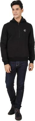 Urban Colorz Full Sleeve Solid Men's Sweatshirt