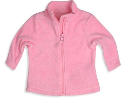 Mothercare Full Sleeve Solid Baby Girl's Sweatshirt