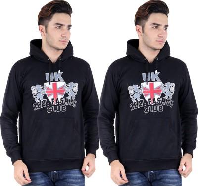 Sanvi Traders Full Sleeve Solid Mens Sweatshirt