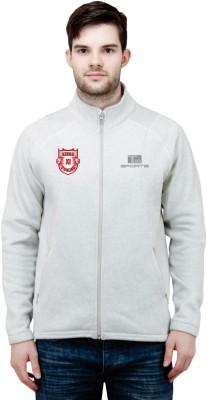 T10 Sports Full Sleeve Solid Men's Sweatshirt