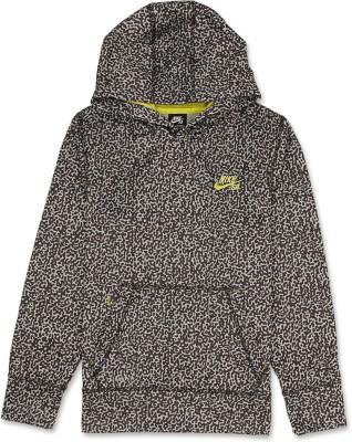 Nike Kids Full Sleeve Printed Boy's Sweatshirt