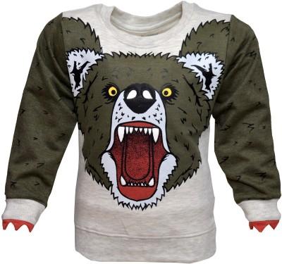 Pepito Full Sleeve Printed Boy's Sweatshirt