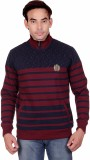 Wilkins & Tuscany Full Sleeve Striped Me...