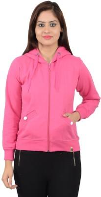 Neenus Full Sleeve Self Design Women's Sweatshirt