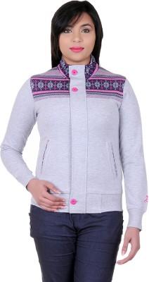 ABSURD Full Sleeve Solid Women's Sweatshirt