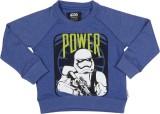Star Wars Full Sleeve Printed Boys Sweat...