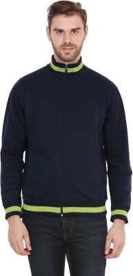 Scottish Full Sleeve Solid Men's Sweatshirt