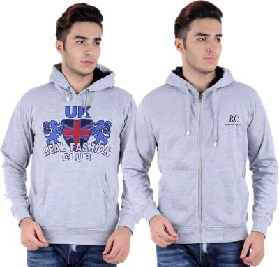 Rakshita Collection Full Sleeve Printed Men's Sweatshirt