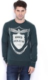 883 Police Full Sleeve Solid Men's Sweat...