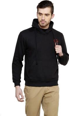 Freak,N by Cotton County Full Sleeve Solid Men's Sweatshirt
