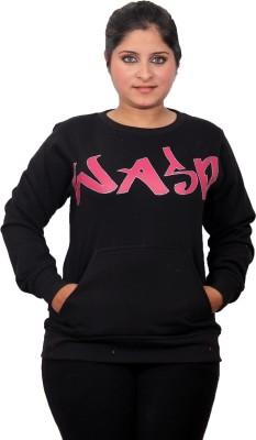 Wasp Full Sleeve Printed Women,s Sweatshirt