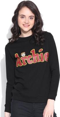 Kook N Keech Archie Full Sleeve Printed Women's Sweatshirt