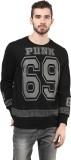 PUNK Full Sleeve Printed Men's Sweatshir...