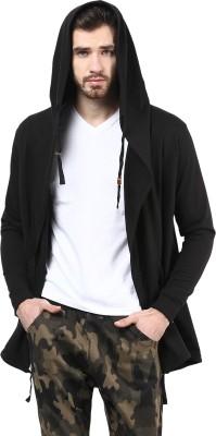 PUNK Full Sleeve Solid Men's Sweatshirt