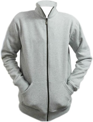 Campusmall Full Sleeve Solid Men's Sweatshirt