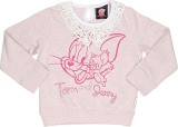 Tom & Jerry Full Sleeve Printed Girls Sw...