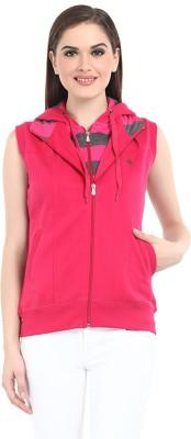 Her Grace Sleeveless Solid Women's Sweatshirt