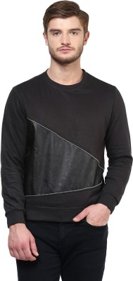 Henry and Smith Full Sleeve Solid Men's Sweatshirt