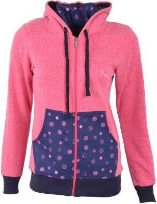 Evizza Full Sleeve Printed Women,s Sweatshirt