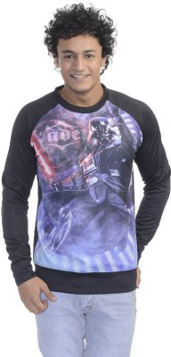 Star Wars Full Sleeve Printed Men's Sweatshirt