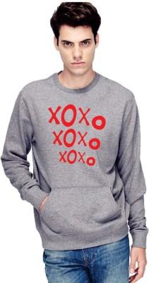Giftsmate Full Sleeve Printed Men's Sweatshirt