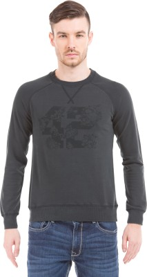 Prym Full Sleeve Solid Men's Sweatshirt