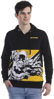 Batman Full Sleeve Printed Men's Sweatshirt