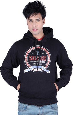 Colors and Blends Full Sleeve Solid Mens Sweatshirt