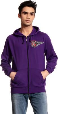 Brohood Full Sleeve Self Design Men's Sweatshirt