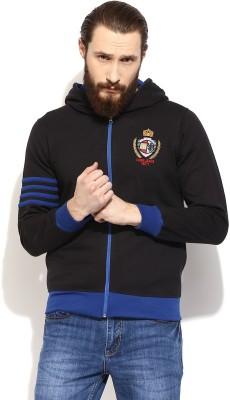 COBB Full Sleeve Solid Men's Sweatshirt