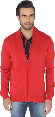 Jadeblue Full Sleeve Self Design Men's Sweatshirt