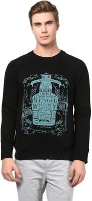 Skatti Full Sleeve Printed Men's Sweatshirt