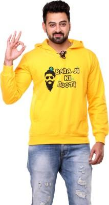 Clotone Full Sleeve Printed Men's Sweatshirt